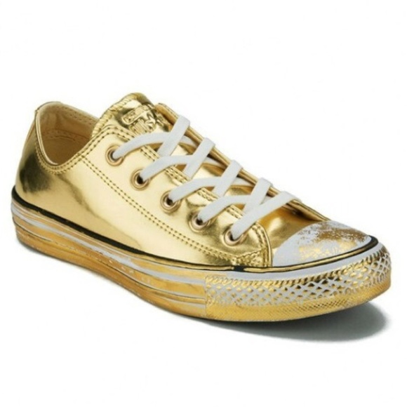 35ed21df7c5 Converse Chuck Taylor All Star Chrome Sneakers